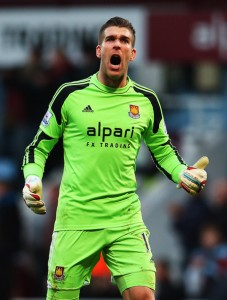 Adrian+West+Ham+United+v+Newcastle+United+Jw1KJTafoV5l