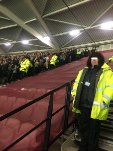 cheap for discount a90a3 799fc Chelsea coat was honest mistake says steward | Claretandhugh