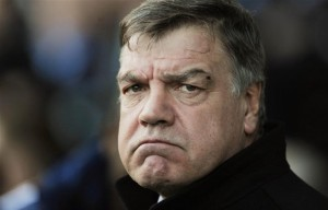 Creepy Allardyce