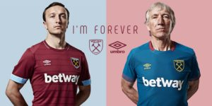 c8dd3059e73 West Ham and Umbro have today announced a new long-term agreement which  will see the global sportswear company remain as the club s official  technical ...