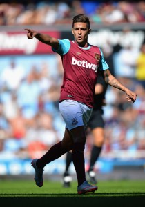 Lanzini enjoyed a top game