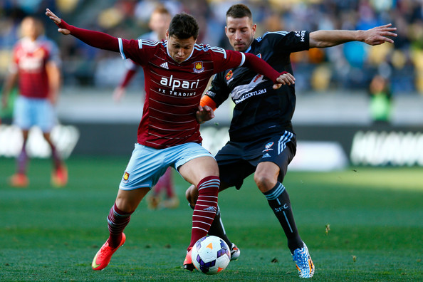 Mauro+Zarate+Sydney+FC+v+West+Ham+United+Football+SwzG_p3t_ehl