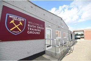 West Ham United: Rush Green Training Ground General Views