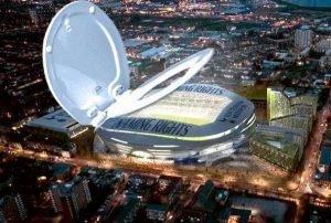 Brady Takes A Dig At Spurs New Stadium Claretandhugh
