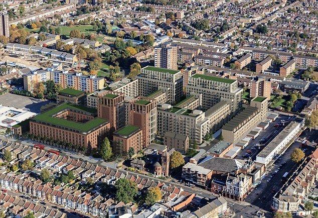 Boleyn Ground Flats To Start From 350 000 Claretandhugh